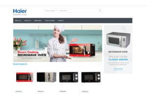 Haier Appliances India Pvt Ltd. - Microwave Oven